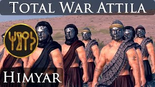 total War: ATTILA Empires of Sand DLC Обзор новых фракций