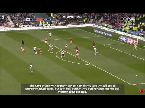 Derby County Football Club // Performance Analysis And Video