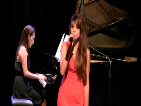 Aloïse Sartoni & Karen Howald - Your Song Ellie Goulding Cover Solistes 2012