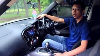Interior Nissan Juke Facelift