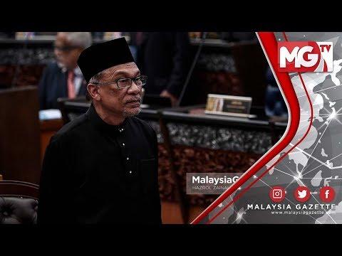 TERKINI : Datuk Seri Anwar Ibrahim Angkat Sumpah Ahli Dewan Rakyat