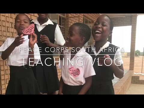 Peace Corps South Africa | Education Volunteer Vlog