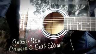 Tình yêu màu nắng - Muỗm Péo |Guitar cover|