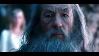 gandalf falls one hour