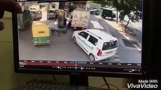 CNG station Delhi accident CNG station