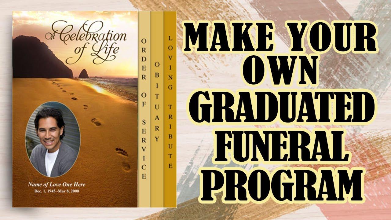8 sided graduated fold programs youtube