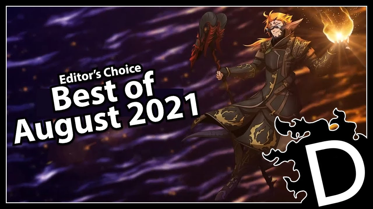 Download Editor's Choice: Best of August Streams!