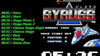 Nes: Gyruss Soundtrack (FDS)