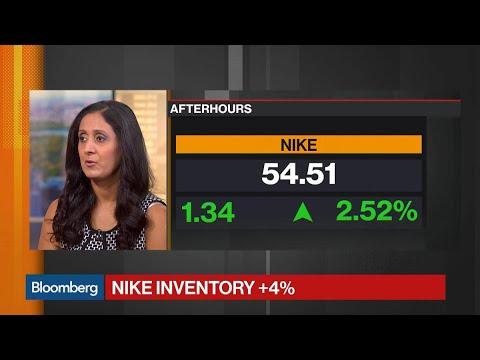Nike Gives Investors Reason to Be Optimistic