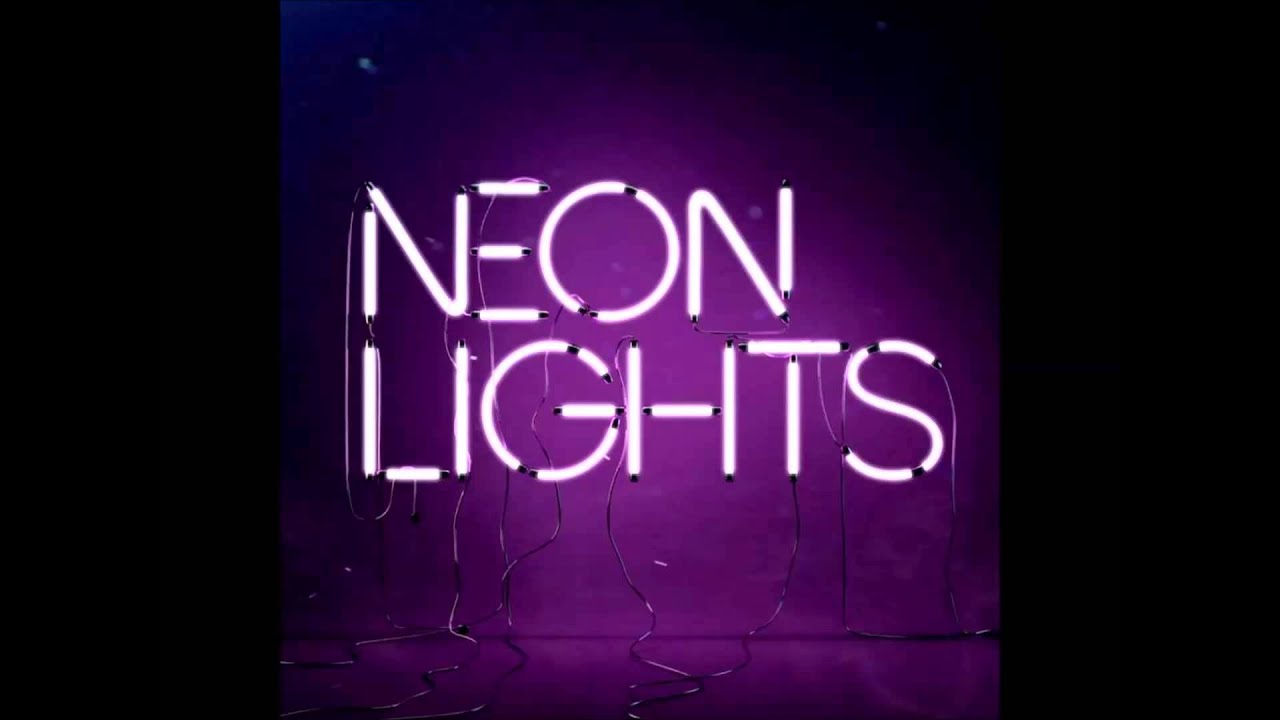 Demi Lovato Neon Lights Instrumental Youtube