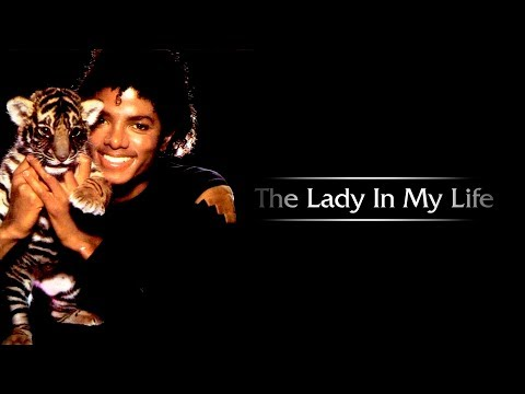 Michael Jackson - The Lady In My Life (Stripped Instrumental)