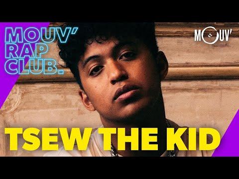 Youtube: TSEW THE KID: 5 titres inédits, les dessous de Wouna, son feat avec Georgio…