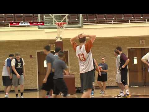 Texas v. Texas A&M - Intramural Men's Basketball