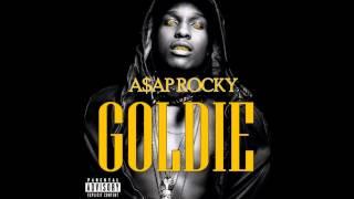 A$AP Rocky - Goldie Instrumental Remake