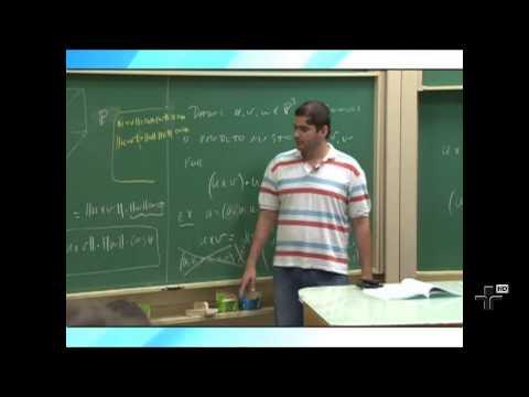 Geometria Analítica e Vetores - Aula 13 - Produto Misto de YouTube · Duração:  40 minutos 43 segundos