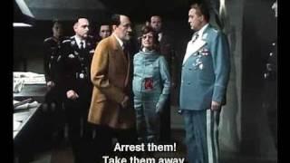 American Citizen Inside HITLERS Bunker-zitra vstanu