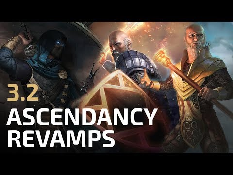 Path of Exile 3.2 - Ascendancy revamps first impressions