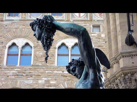 Cellini, Perseus