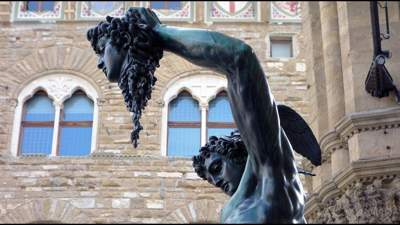 Cellini Perseus