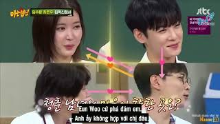 Cha Eun Woo x Im Soo Hyang - Knowing Brother