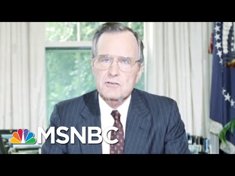 Fmr. President George H.W. Bush Dies At The Age Of 94 | The 11th Hour | MSNBC