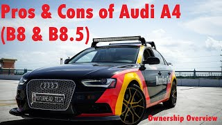 My 2013 Audi A4 Love/Hate Relationship| An Affordable $9,000 market purchase (varies)!