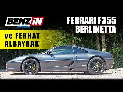 Ferrari F355 Berlinetta feat Ferhat Albayrak