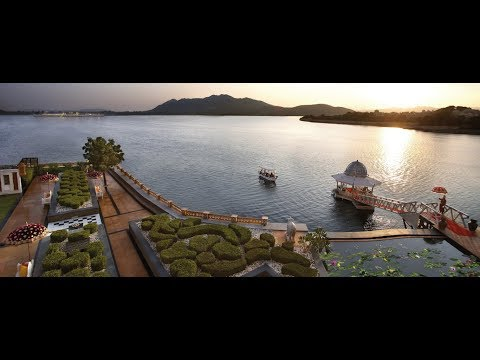 The Leela Palace Udaipur - Lakeside Modern Palace 5 Star Hotel In Udaipur