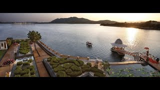The Leela Palace Udaipur - Lakeside Modern Palace ...