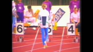 2832 European Track & Field 1990 Long Jump Women Fiona May