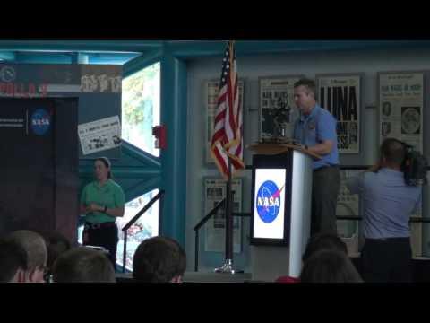 NASA Robotic Mining Competition Awards Banquet 2016