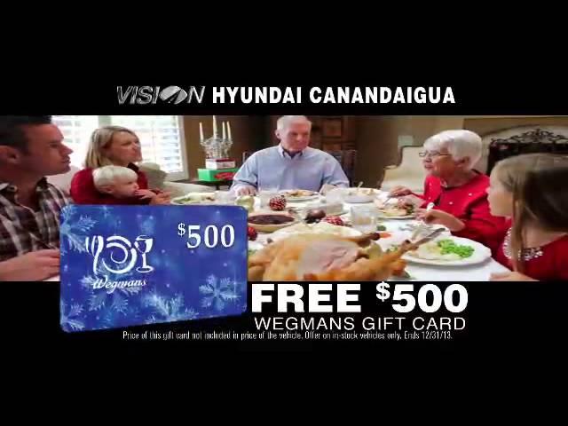 Vision Hyundai Canandaigua Gives Back!!!   YouTube