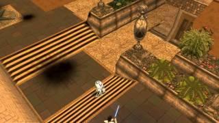 Star Wars 1 - The Phantom Menace - PC - City Of Theed