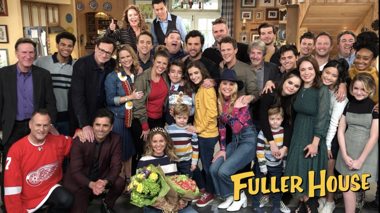Fuller House Final Bow Youtube