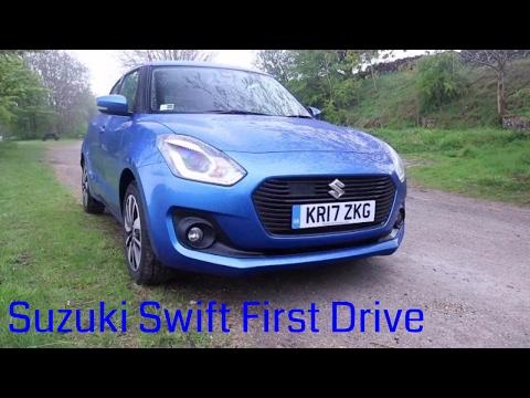 Suzuki Swift First Drive
