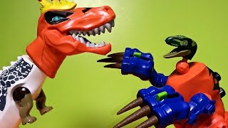 10 New Hybrid Dinosaurs Toys Lego Jurassic World Mutant T Rex Indominus Rex feat Hero Mashers