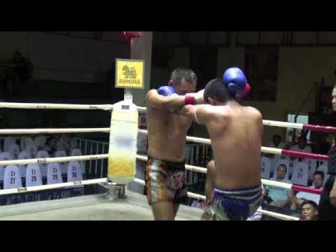 Yodnapa (Sawat) Tiger Muay Thai vs.Yoddoungjai (Thalang) @ Patong Thai Boxing Stadium