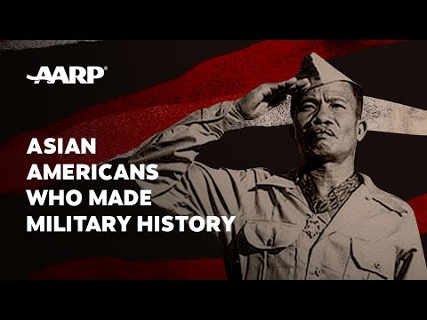 Asian Americans & Pacific Islanders in the United States Mil