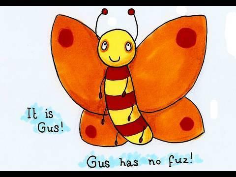 GUS HAS NO FUZZ!