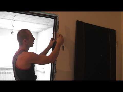 Как установить межкомнатную дверь своими руками: от теории к практике