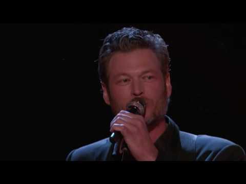 Blake Shelton Gonna   no the voice