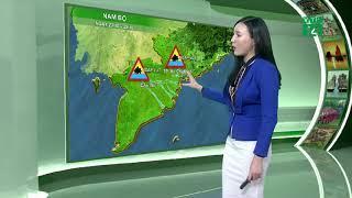 Thời tiết du lịch 22/10/2018:TP Vũng Tàu vẫn còn mưa xuất hiện, sau đó mưa sẽ giảm dần| VTC14