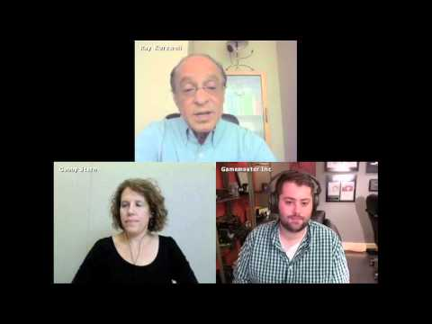 Live Chat With Inventor & Google Exec Ray Kurzweil | WSJ Startup of the Year