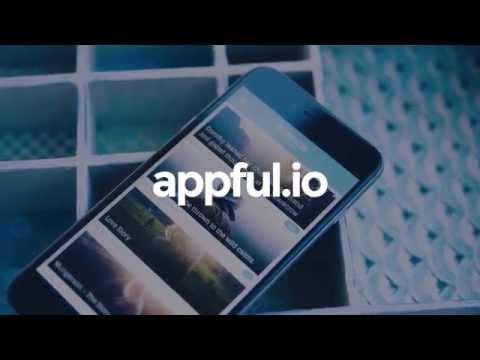 appful.io |  App für WordPress Blog erstellen