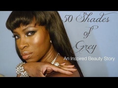 50 Shades of Grey... An Inspired Beauty Story