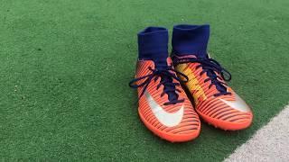 Обзор на футбольные бутсы  Nike Mercurial Victory 6 DF TF