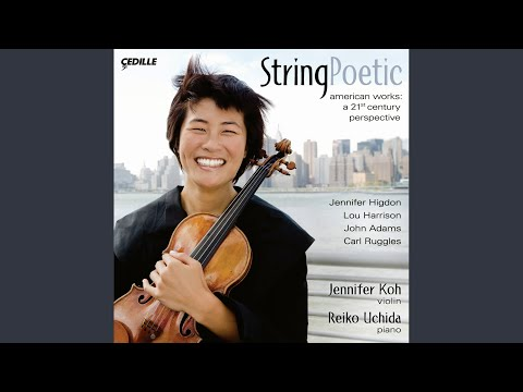 Jennifer Koh Music