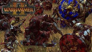 CLANS UNITE - Dwarfs vs Greenskins & Skaven 2v2 // Total War: Warhammer II Online Battle