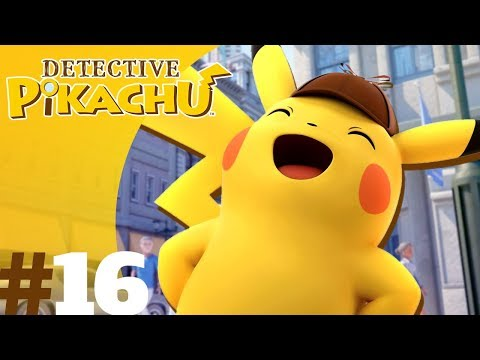 Detective Pikachu #16 - At the Warehouse