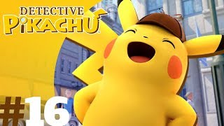 Detective Pikachu #16 - At the Warehouse